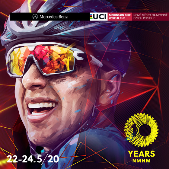 Mercedes-Benz<BR>UCI Mountain Bike World Cup