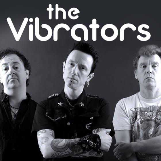 The Vibrators (UK)<br>The Junk Food (CZ)