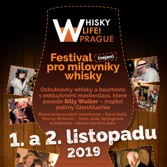 Whisky Life! Prague 2019