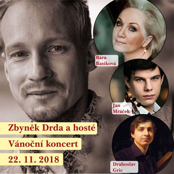 Zbyněk Drda a hosté<br>Vánoční koncert