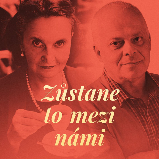 Eva Holubová & Bob Klepl<br>Zůstane to mezi námi<BR>Talk show