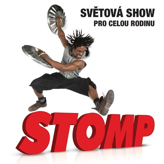 STOMP -  Světová show pro celou rodinu!