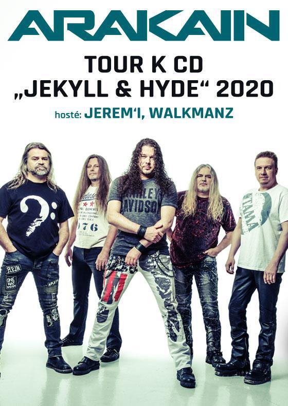 Arakain - Jekyll & Hyde