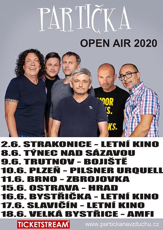 Partička Open-Air