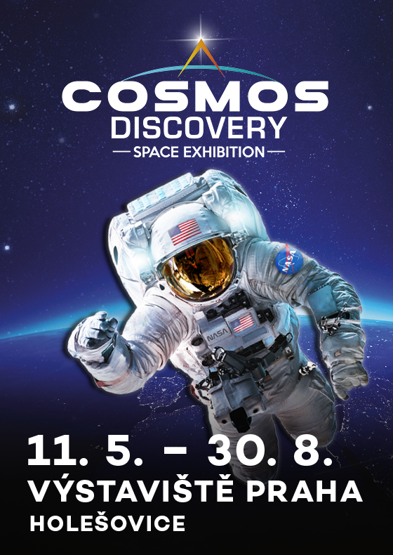 World space exhibition Cosmos Discovery