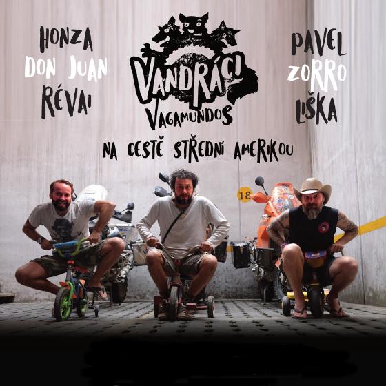 Vandráci - Vagamundos<BR>Open Air