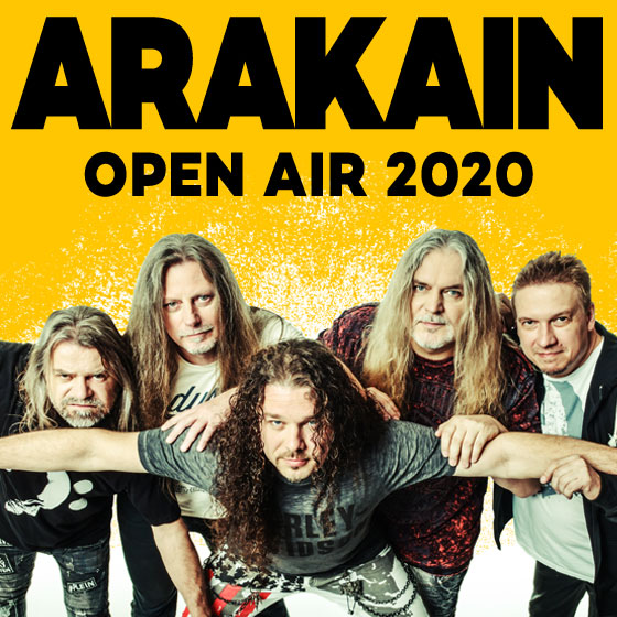Arakain Open Air 2020
