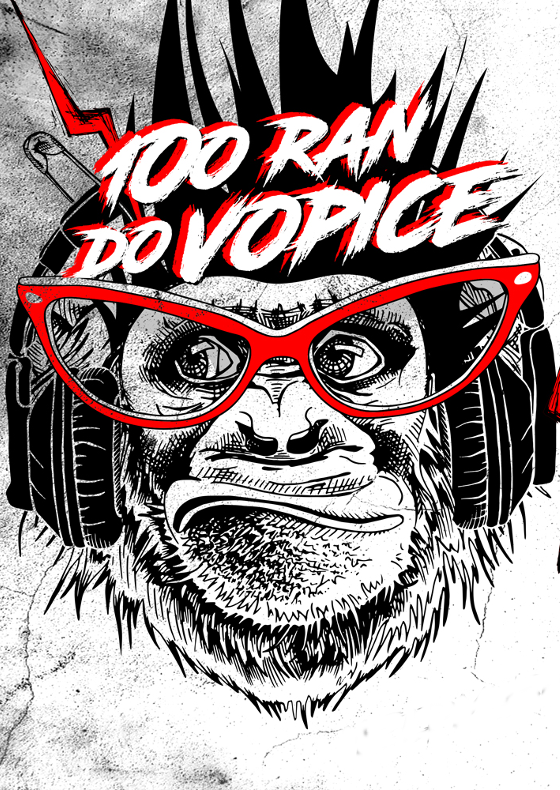 100 ran do Vopice