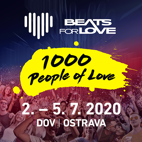 Beats For Love: 1000 People Of Love