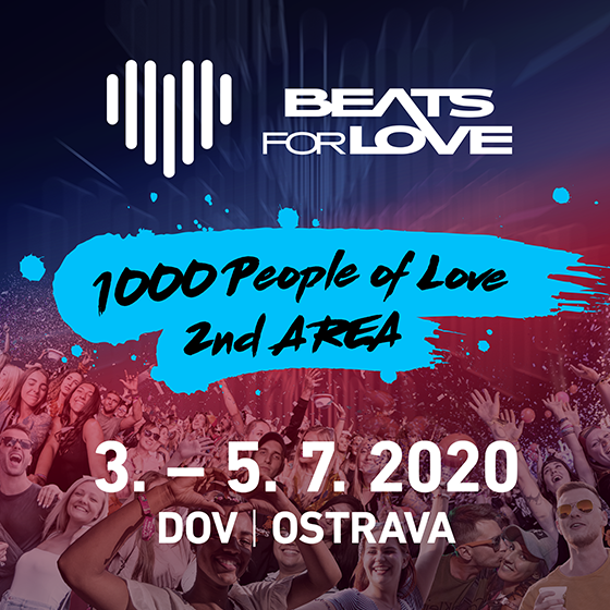 Beats For Love: 1000 People Of Love - 2nd Area