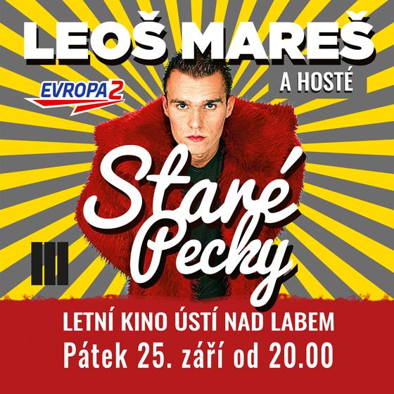 Leoš Mareš a hosté | Staré Pecky