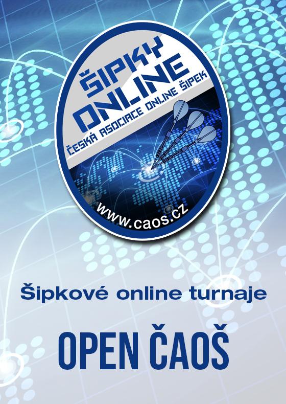 OPEN ČAOŠ<br>Šipkové online turnaje