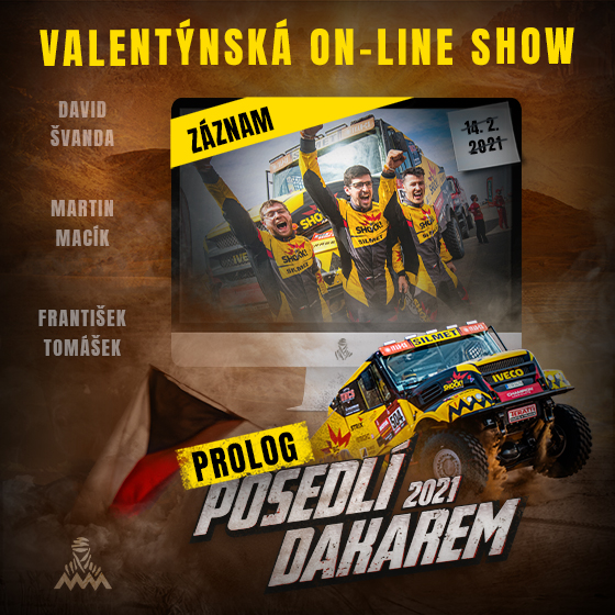 Dakar Obsessed<br>Prologue<br>Broadcast record