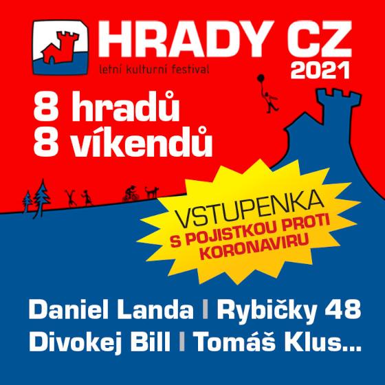 HRADY CZ 2021