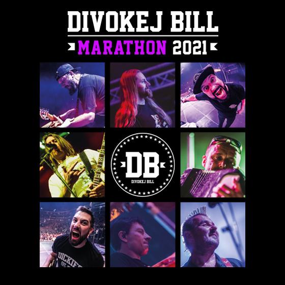 Divokej Bill<br>Marathon 2021