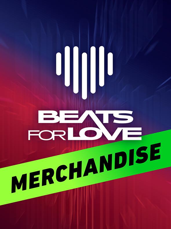 Beats for Love Merch