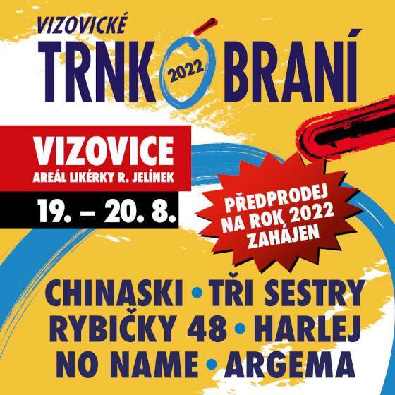 Vizovické Trnkobraní 2022<br>Permanentka