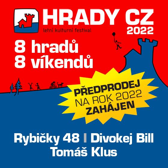 HRADY CZ 2022