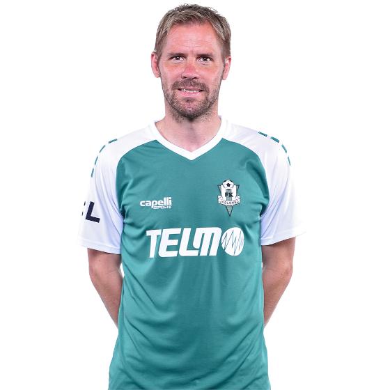FKJ Dres Capelli 2020/2021 zelený