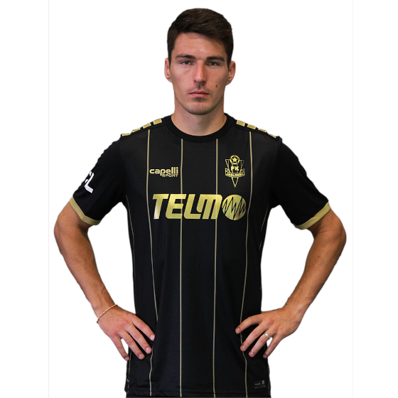 FKJ Dres Capelli 2020/2021 zlatý