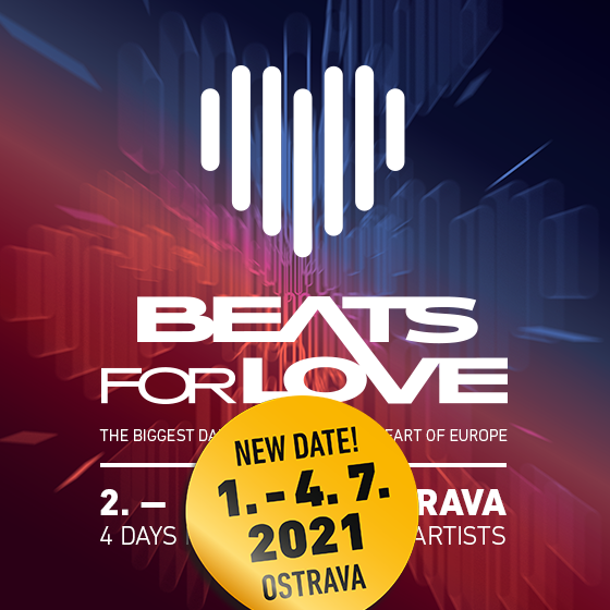 Beats for Love announces a postponement to 2021