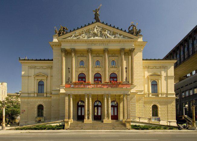 - Praha -Státní opera Praha