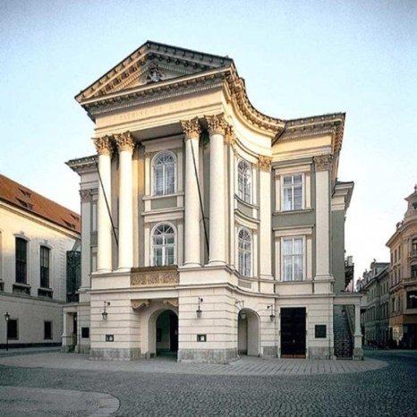 VASSA ŽELEZNOVOVá- divadelní představení Praha -Stavovské divadlo Praha